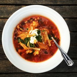 Soup by Rebecca @ DisplacedHousewife.com