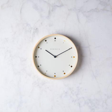Mr. Clarke Small Minimalist Wall Clock