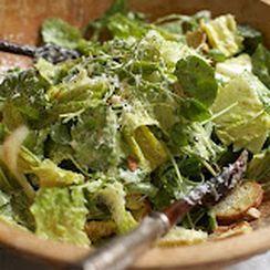 Nic's Caesar Salad Dressing