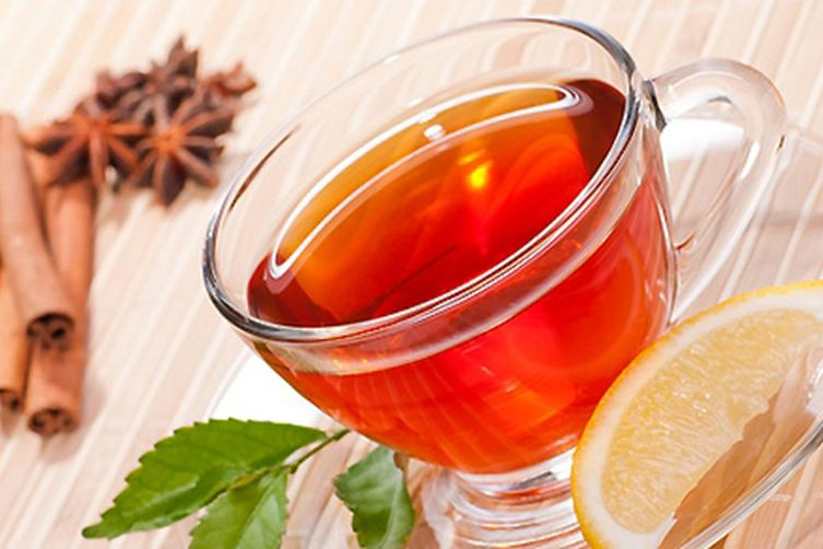 Spiced Black Tea