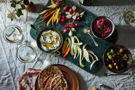 Mixed Marinated Olives