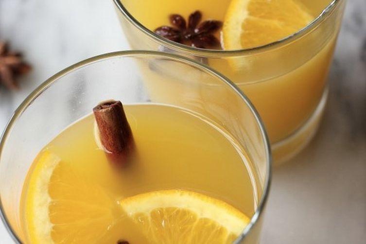 Orange Cinnamon Blossom Wine