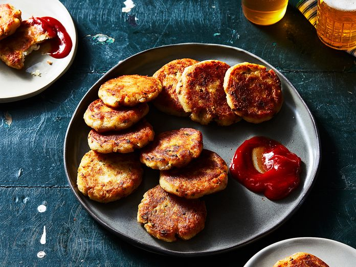 Fumbling Through Aunty Meera's Crispy Potato Cakes, 20 Years Later