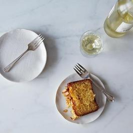 Burlap Textured Dessert Plates