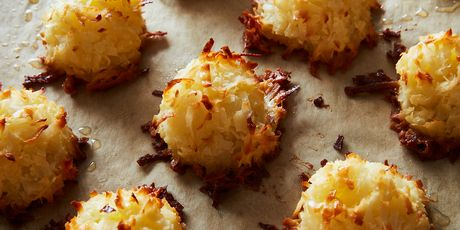 How classic one-bowl macaroons can get even better