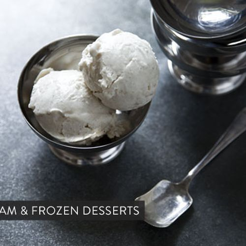 Creamy Ricotta Ice Cream