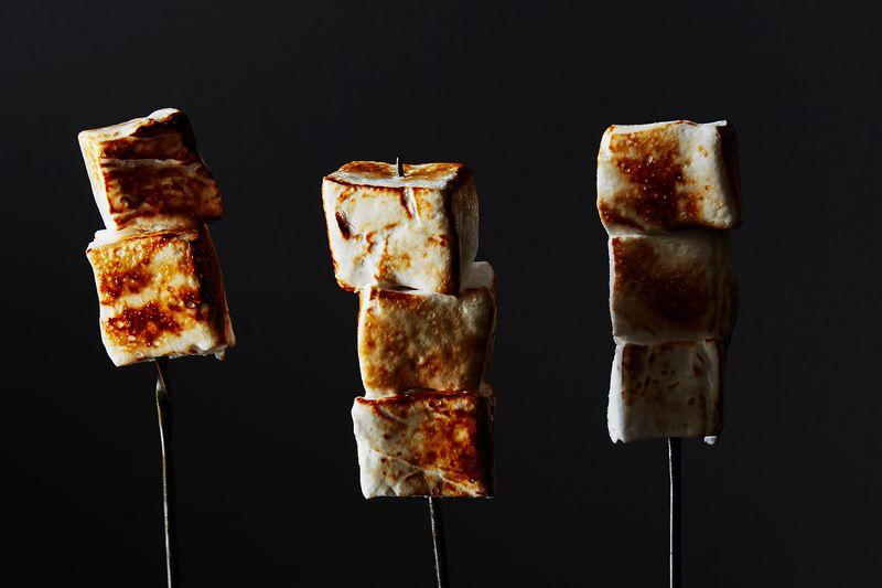 Classic Vanilla Marshmallows by Erin McDowell
