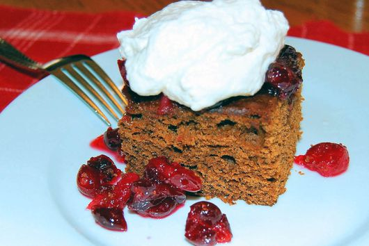 Crazy-Moist Gingerbread Cake