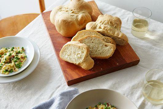 The Simple Pleasure of Everyday, 5-Ingredient Italian Bread