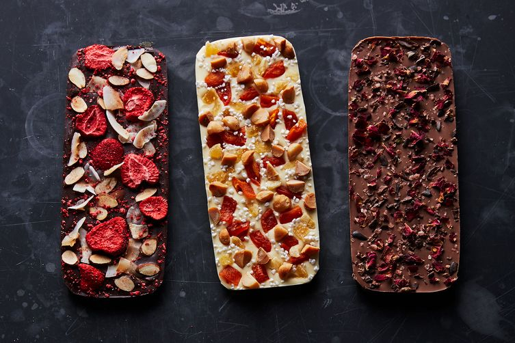 Giant Chocolate Bar Recipe on Food52