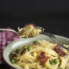 The Best Spaghetti Carbonara