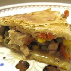 Pilgrims Pie