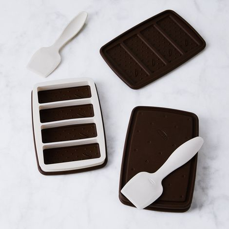 Rectangular Ice Cream Sandwich Maker (Set of 2)