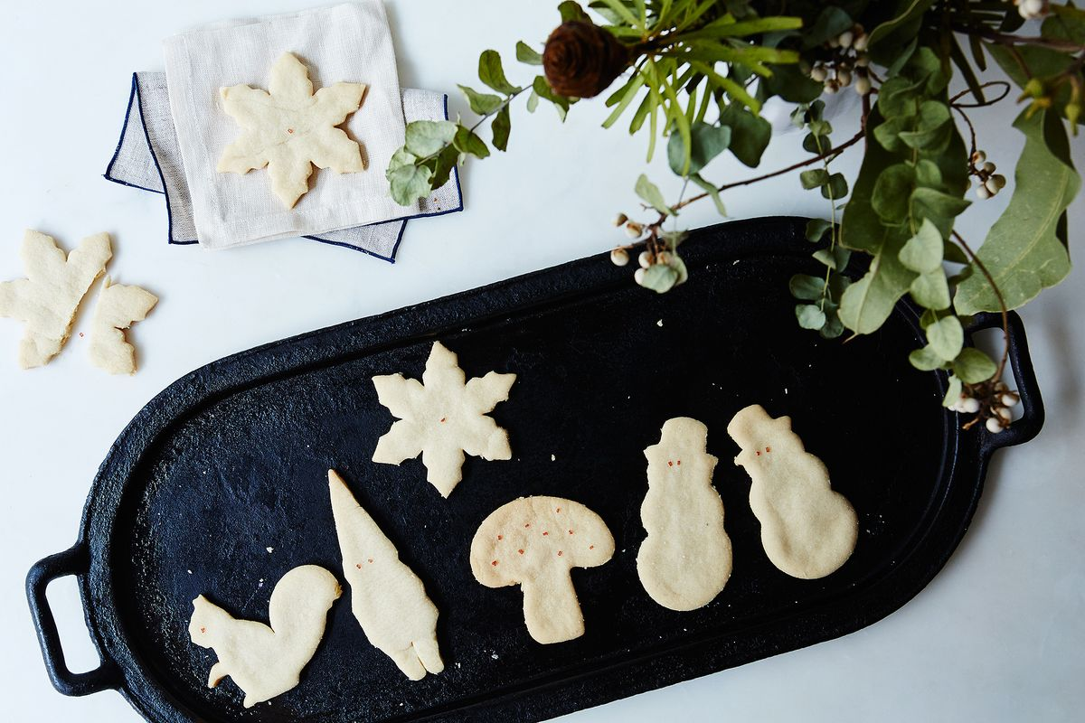 Vegan Sugar Cookies Recipe
