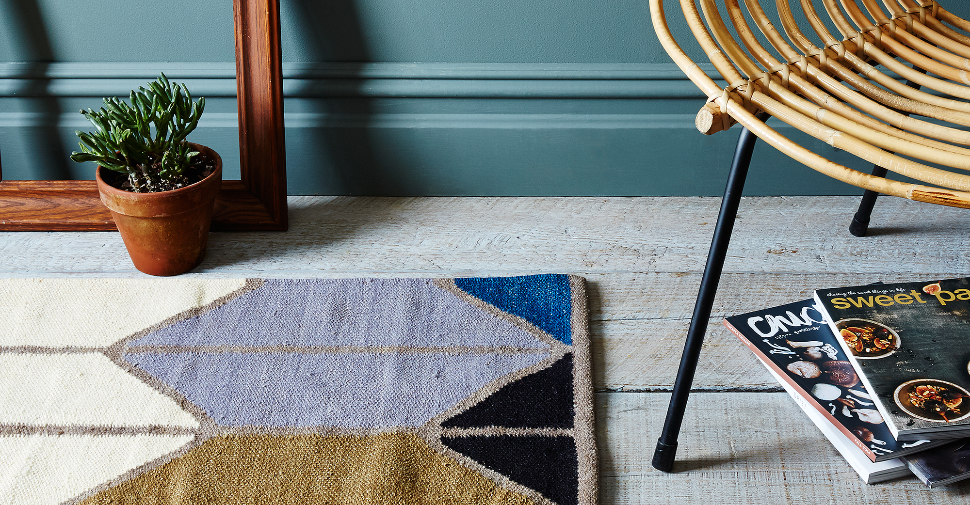 Wait, We Need to Clean Our Rugs *How* Often?
