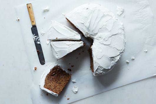 Chocolate Cake, 1847