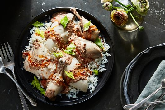The Most Comforting Chicken Ever, Thanks to a Genius Trick