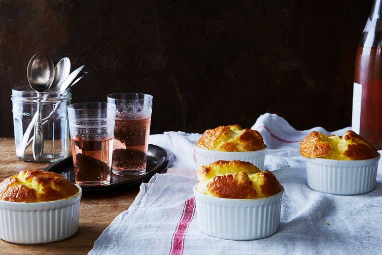 Cheese Souffl 233 With Cream Recipe On Food52