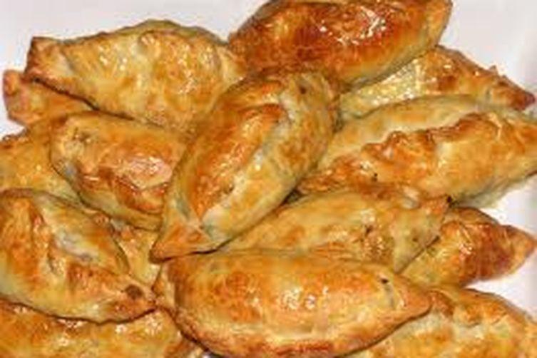 Grandma Clari's empanadas