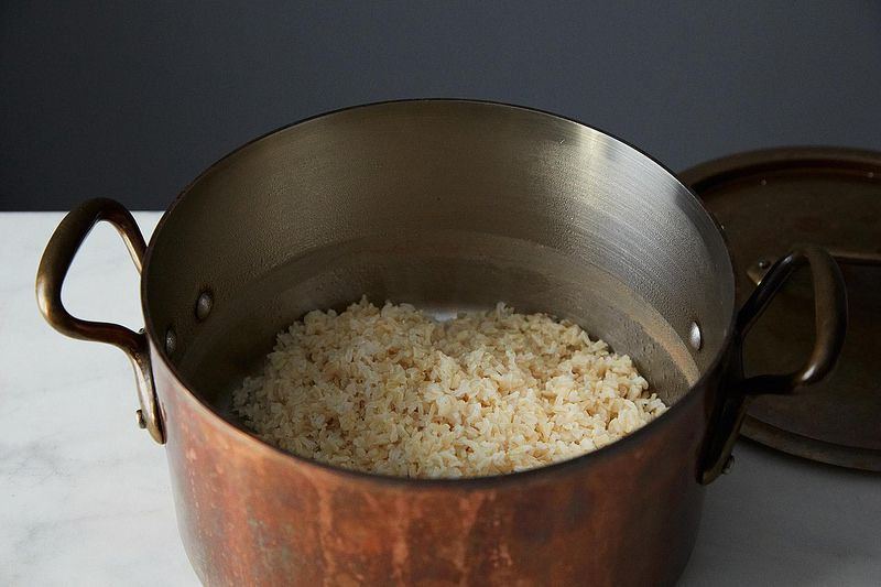How to Cook Brown Rice on Food52