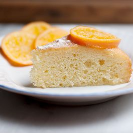 Torta all'Arancia (Orange Cake Inspired by Ada Boni and Marcella Hazan)
