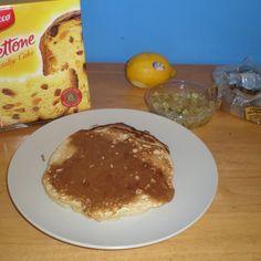 Panettone Pancakes