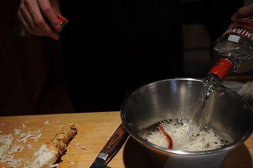 Horseradish Vodka Bloody Mary Recipe on Food52