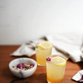 Rose Lemonade and Tonic