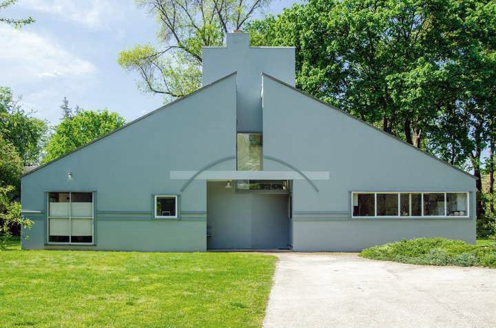 Home and Design Links Vanna Venturi House for Sale