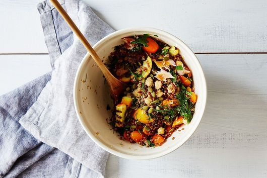 Eat Like a Vegetarian for a Whole Week