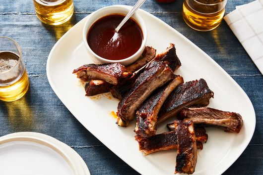 Best Crockpot BBQ Ribs Recipe