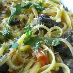 Escargot Linguini