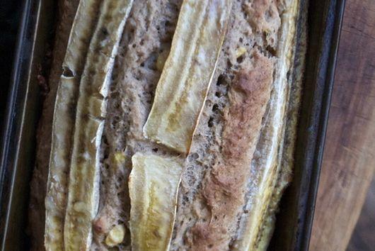 White Bean Banana Bread