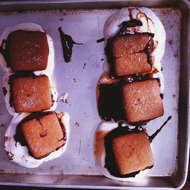 S'mores on Food52