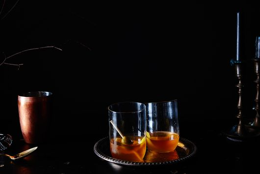 A Surrealist-Inspired Martini for the Vermouth-Averse