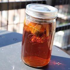 Sun Tea, No Sun Required