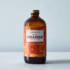 Organic Blood Orange Shrub