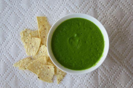 Aaleyah's Green Salsa