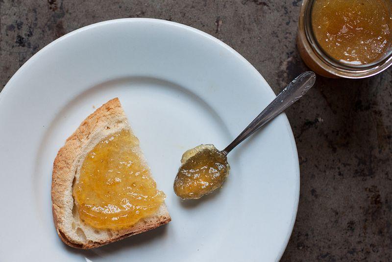 Lemon Marmalade (Marmellata di Limoni)