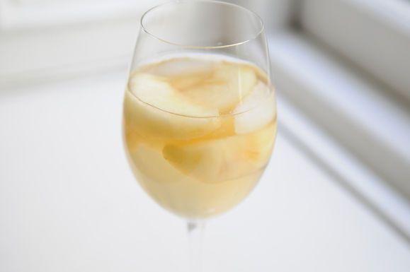 ginger sangria