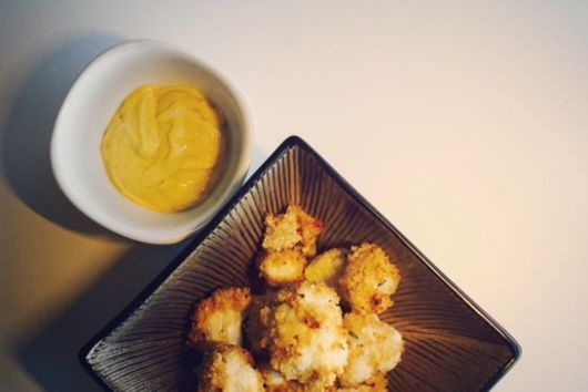 Easy Cauliflower Nuggets
