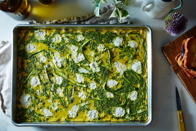 It's Time to Start Cooking Your Eggs on a Sheet Pan
