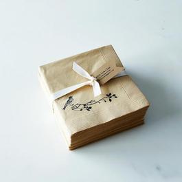 Paper Bird Napkins