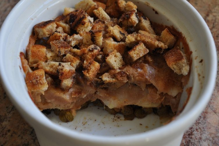Pear and Quince Brown (Butter) Betty