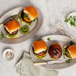 Portobello Sliders by suchachef
