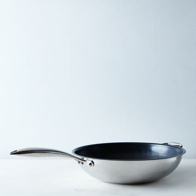Stainless Steel Wok