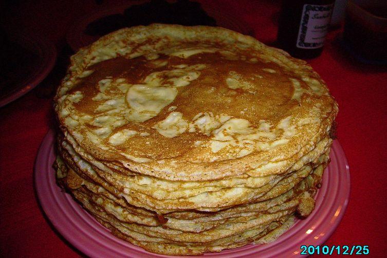 Buechel Egg Pancakes
