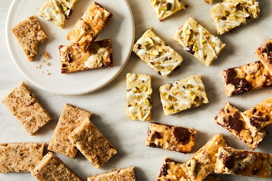 Already Excellent Olive Oil Shortbread Finds 3 New Ways to Show Off