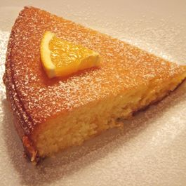Orange cake by Karen