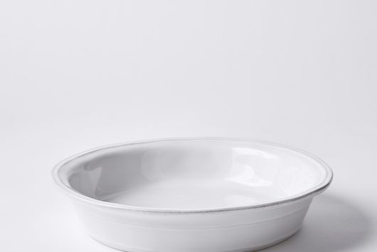 Organic Ceramic Pie Dish